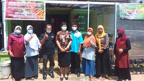 KWT Anggrek Asri Purworejo Dikunjungi Kementerian Pertanian Pusat
