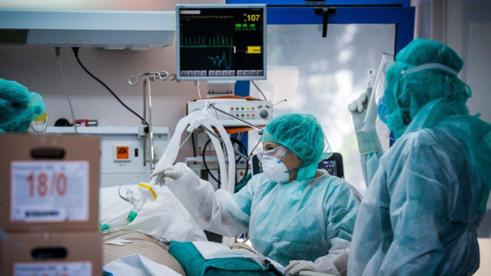 ΠΟΕΔΗΝ: Νοσοκομειακοί σε Καβάλα και Δράμα διασωληνωμένοι σε ΜΕΘ