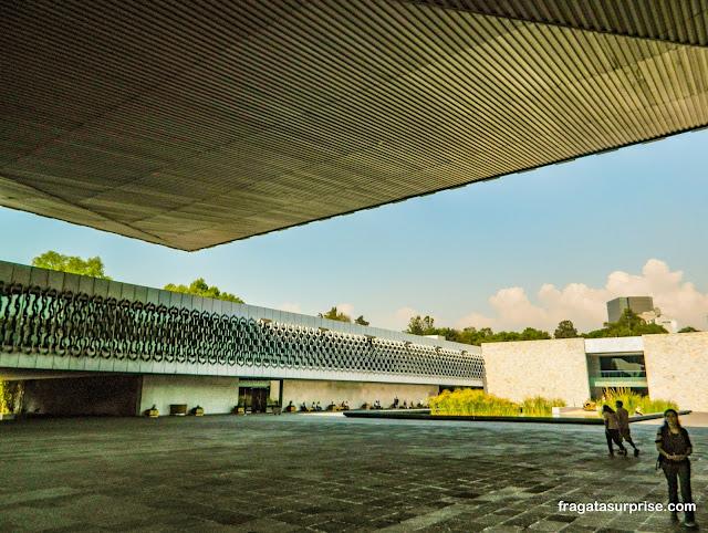 Museu Nacional de Antropologia do México
