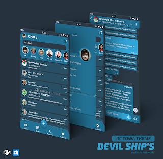 Devil Ship's