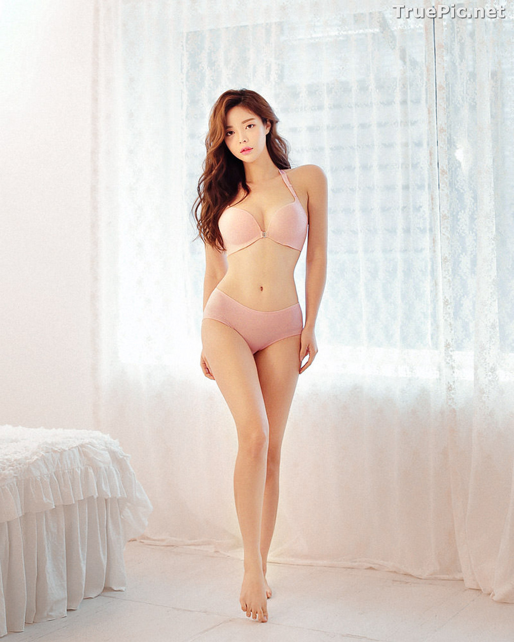 Image Korean Fashion Model – Jin Hee – Sexy Lingerie Collection #3 - TruePic.net - Picture-6