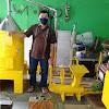 UJB Perkenalkan Mesin Pengolah Sampah Plastik Jadi BBM