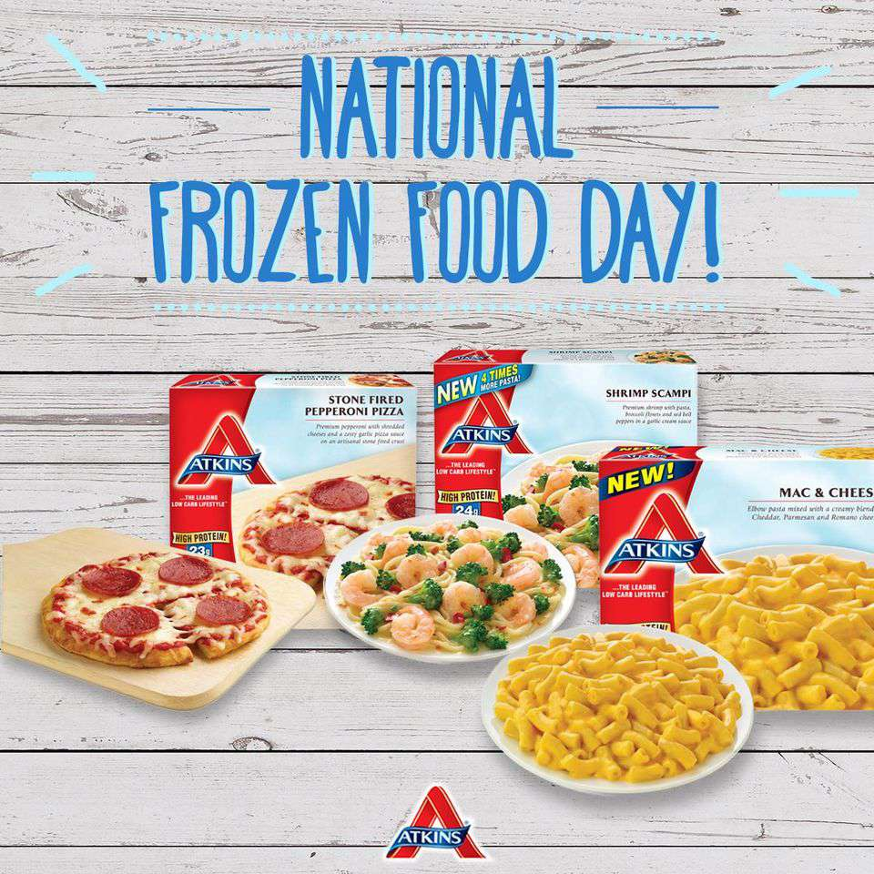 National Frozen Food Day Wishes
