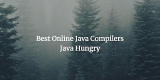 best online java compiler