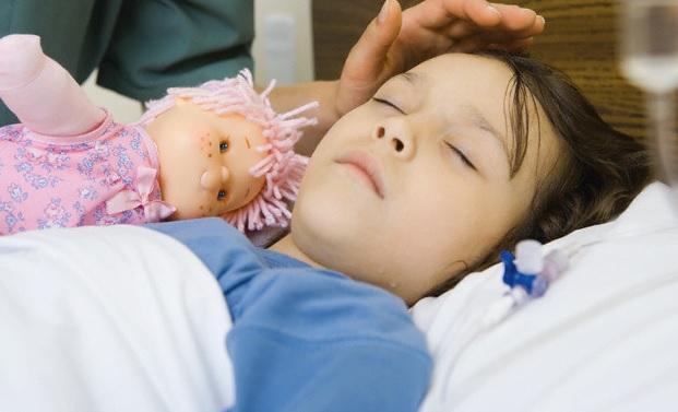 Các biến chứng của bệnh viêm amidan gây ra ở trẻ em