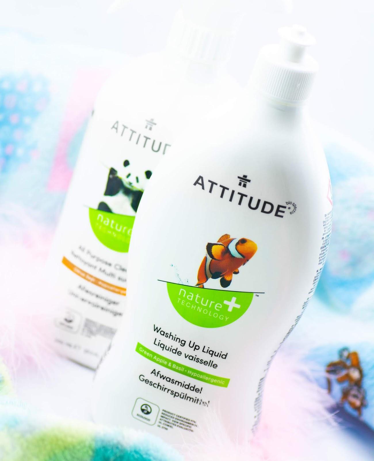 Attitude - ekologiczna marka dla dzieci, domu... i środowiska!