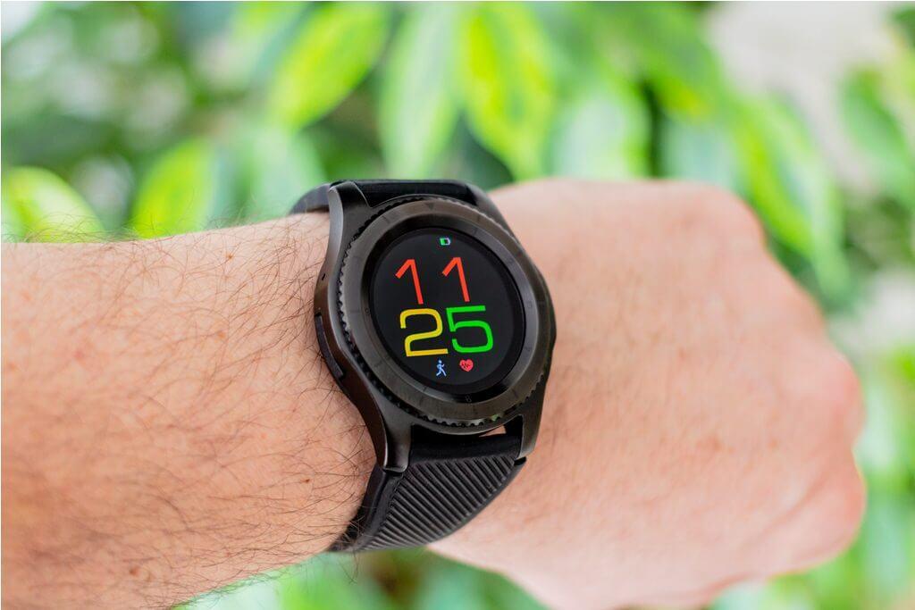 Relógio com GPS para calcular pace na corrida