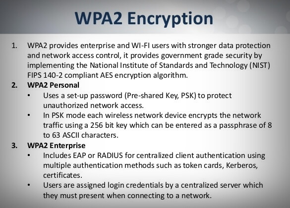 تشفير-WPA-2