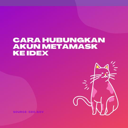 Cara Hubungkan Akun MetaMask ke IDEX
