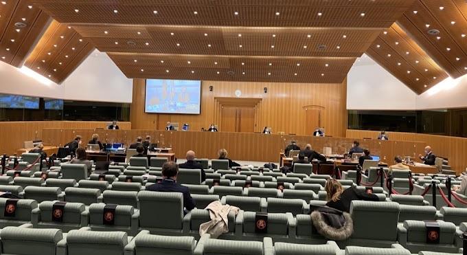 🔴 عاجل | محكمة العدل الأوروبية تحدد موعد النطق بأحكامها في الطعون التي أودعتها جبهة البوليساريو ضد مجلس الإتحاد الأوروبي .