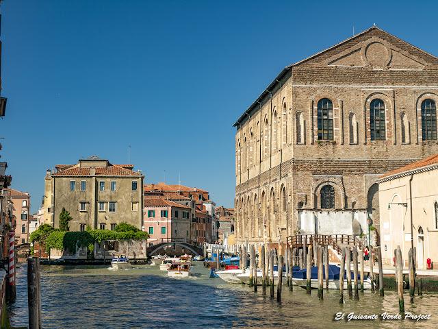 Fondamenta Misericordia - Cannaregio, Venecia por El Guisante Verde Project