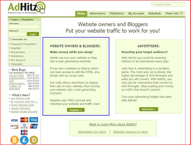 Adhitz advertising network