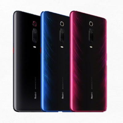 Xiaomi Redmi K30 with 5G