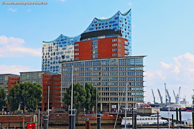 Elbphilharmonie Hamburg Hafen 2015