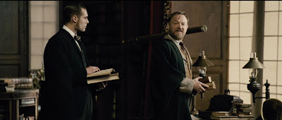 "Jared Harris as Professor Moriarty in ""Sherlock Holmes: A Game of Shadows"""