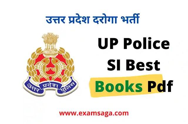 UP SI Sub inspector Books Pdf