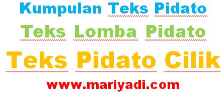Teks Lomba Pidato Belajar dan Berdo'a Meraih Cita-cita dalam Bahasa Indonesia, Bahasa Arab dan Bahasa Inggris (Teks Pidato 3 Bahasa)