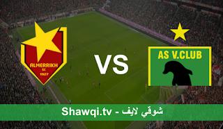مشاهدة مباراة فيتا كلوب والمريخ بث مباشر اليوم بتاريخ 9-4-2021 في دوري أبطال أفريقيا