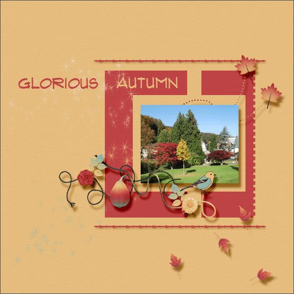 glorious autumn © sylvia • sro 2015 • designs by romajo • fabfall: glorious autumn