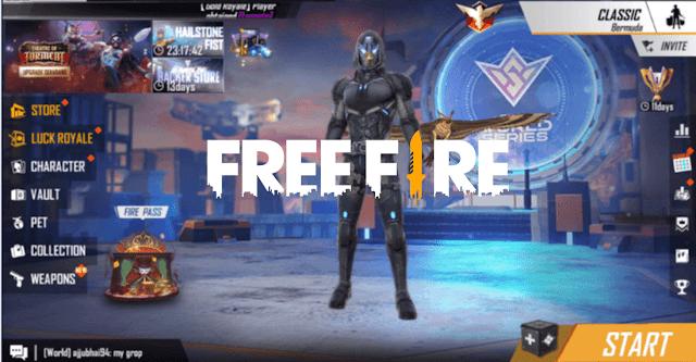 Cara mudah mengatasi agar game Free Fire tidak lag / patah-patah