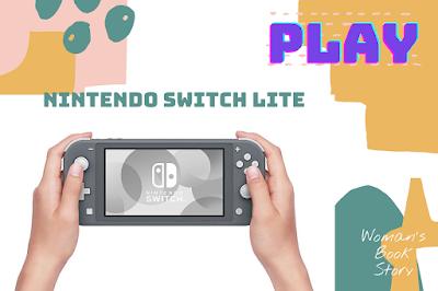 Η φορητή κονσόλα που θα λατρέψεις, Nintendo Switch Lite!