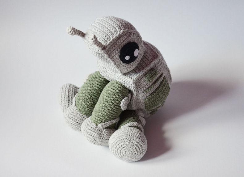 PUNTXET Los patrones de amigurumis de Krawka #amigurumis #ganchillo #crochet #DIY #handmade