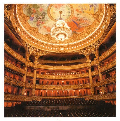 Une Nuit Blanche L Opera Garnier Paris