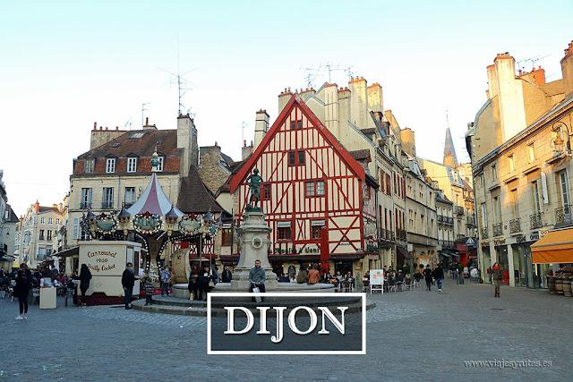 Dijon, ciudad de arte y de historia