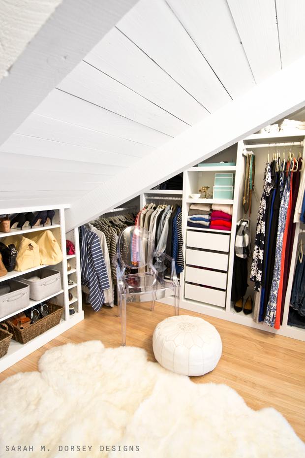 sarah m. dorsey designs: Master Bedroom Closet Reveal ...