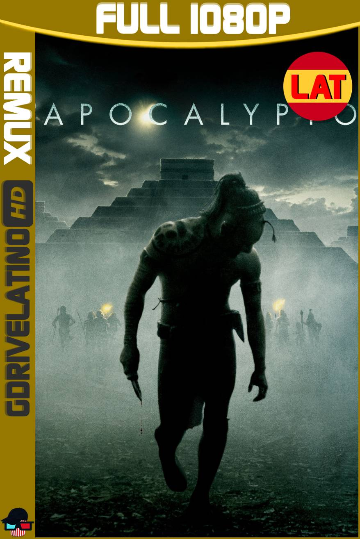 Apocalypto (2006) BDRemux 1080p Latino-Maya MKV