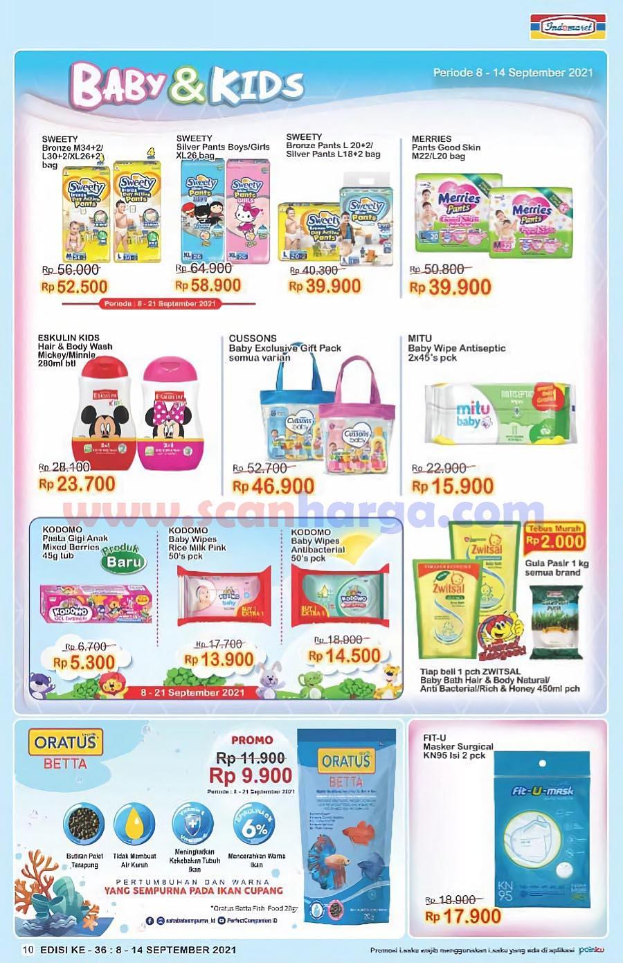 Katalog Indomaret Promo Terbaru 8 - 14 September 2021 10
