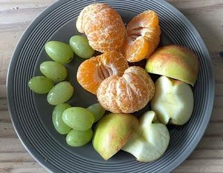 معنى حلم الفاكهة,تفسير حلم صحن الفواكه واكلها