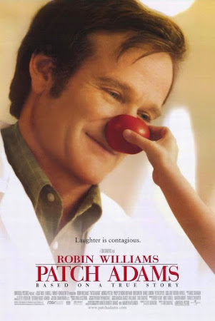 Poster Of Patch Adams 1998 In Hindi Bluray 1080P Free Download