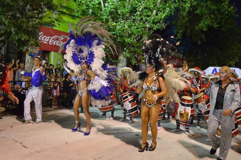 Desfile de Llamadas. Resultados. Yambo Kenia.