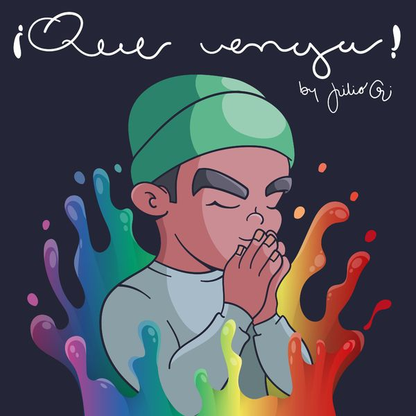 Julio G – iQue Venga! (Single) 2021 (Exclusivo WC)