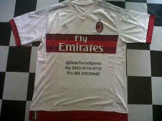 Jual Jersey Bola AC Milan di Batam