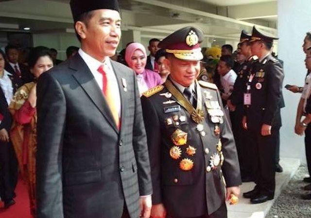 Jokowi Bolehkan Demo saat Pelantikan, Kapolri Tito Tak Mau Kecolongan