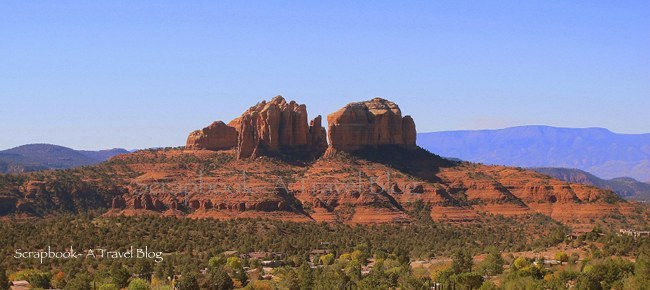 Cathedral Rocks at Sedona