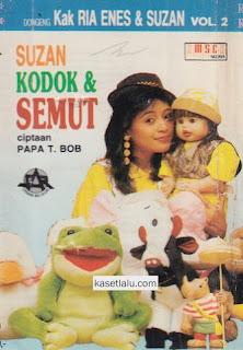 Kodok dan Semut