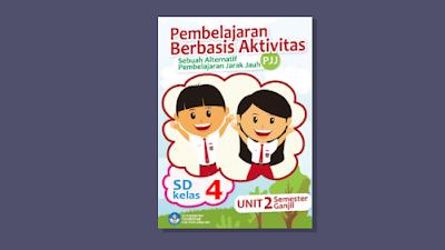 Download Modul PJJ Semester Genap Tema 6 7 dan 8 Kelas 4 SD/MI Kurikulum 2013