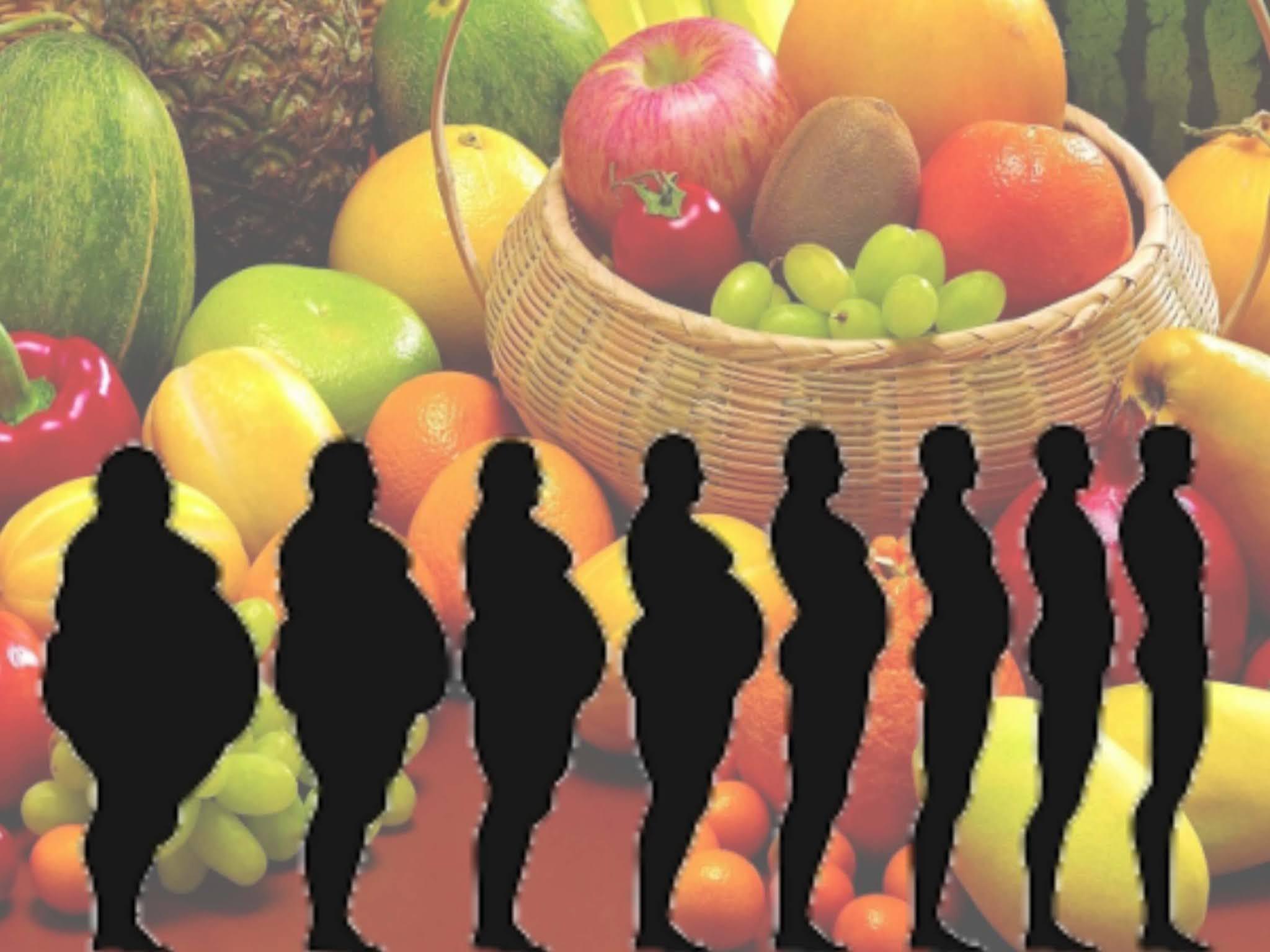 وصفات حرق الدهون والتنحيف من الخضار والفواكه الطبيعية