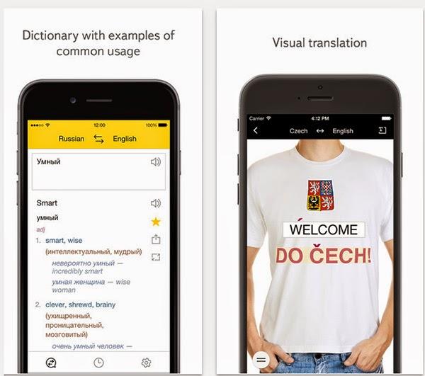 اشهر 3 تطبيقات للترجمة عن طريق الكاميرا للهواتف الذكية