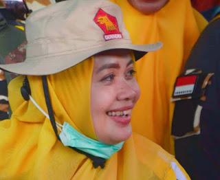 Disambut Meriah, IDP Optimis Akan Mendulang Kemenangan di Kecamatan Monta