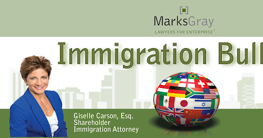 September 2016 Immigration Bulletin is Out!