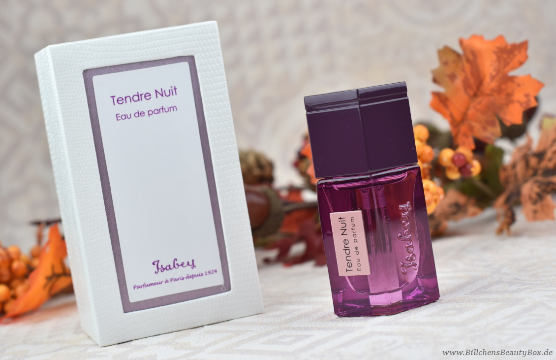 beautypress News Box Oktober 2018 - Isabey - Tendre Nuit