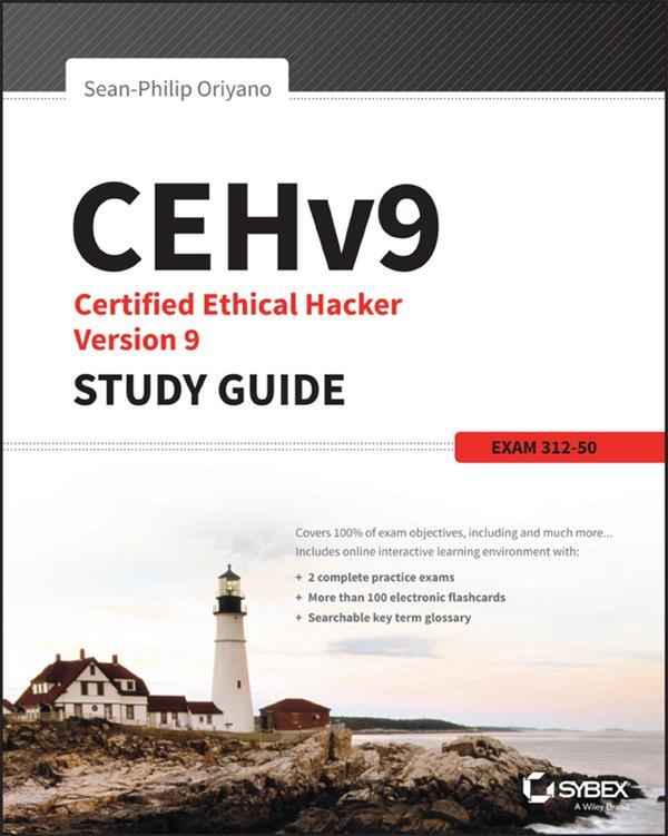 CEHv9 Certified Ethical Hacker Version 9