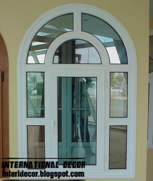 Top New Aluminum windows frames systems interior designs - Davotanko  IE14