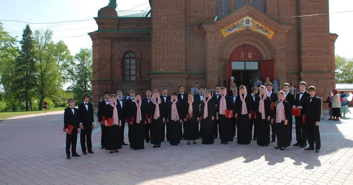 Детская музыкальная школа 2 III хоровой фестиваль