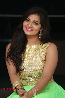 Actress Aswini Pictures at Ameerpetalo Audio Success Meet  0115.JPG