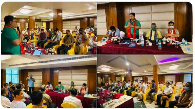 intellectual discussed of BTR on various aspects at Guwahati